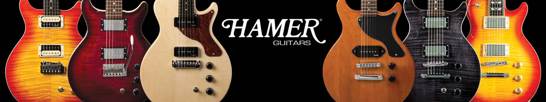Hamer Guitars Models
