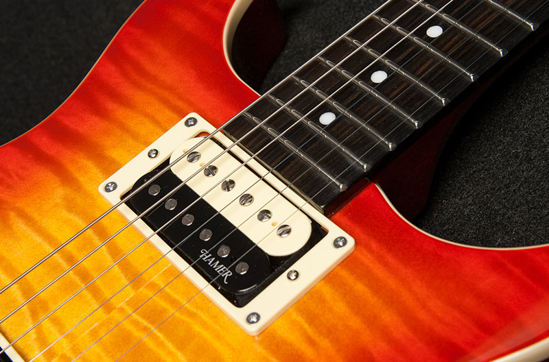 HAMER CUSTOM WOUND PICKUPS