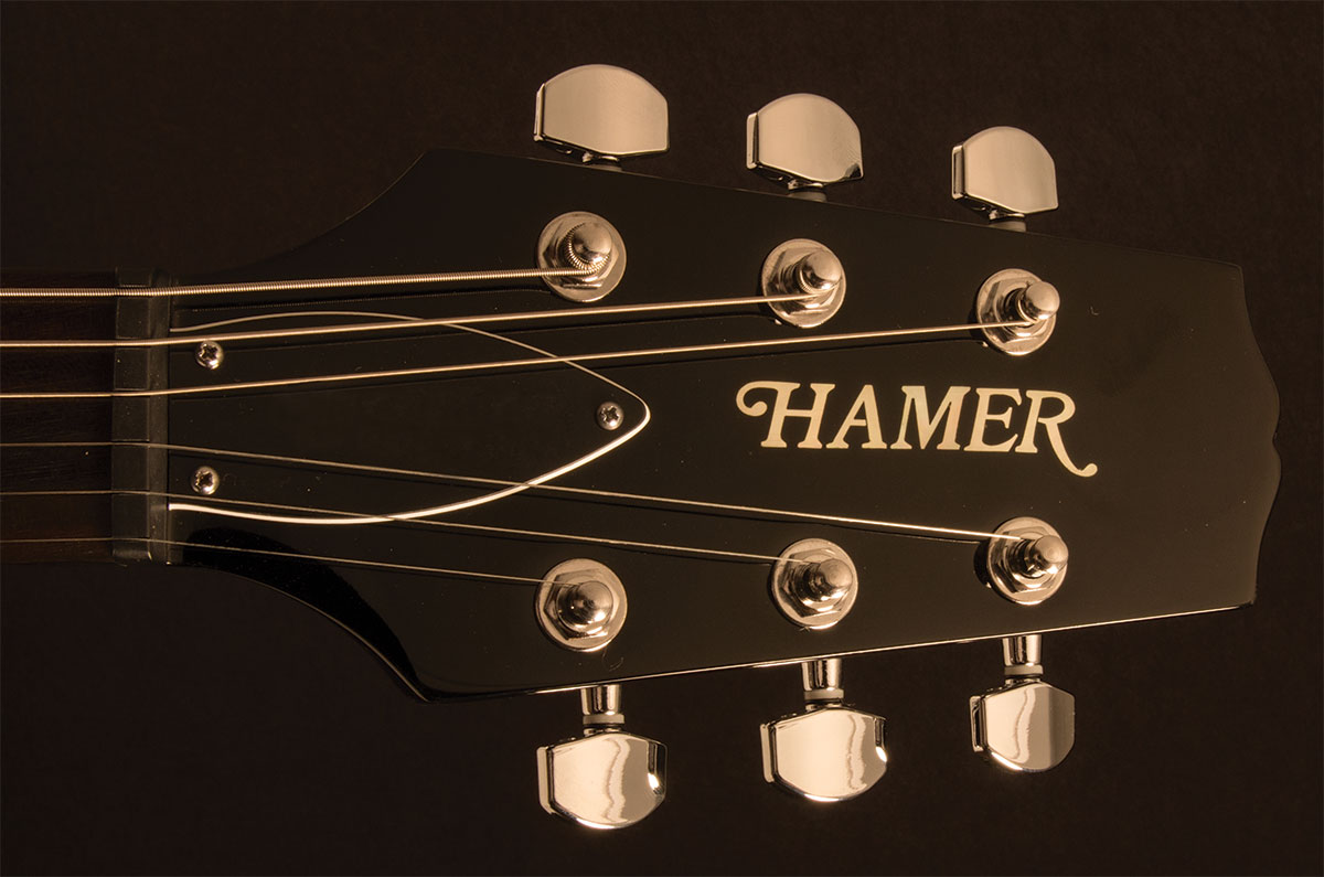 New Hamer Guitar Models on